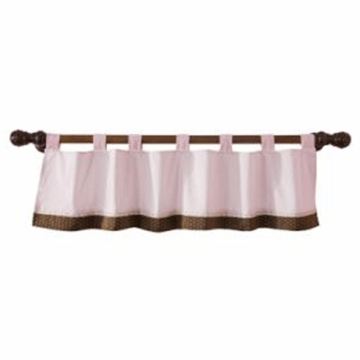 Lambs & Ivy Emma Window Valance