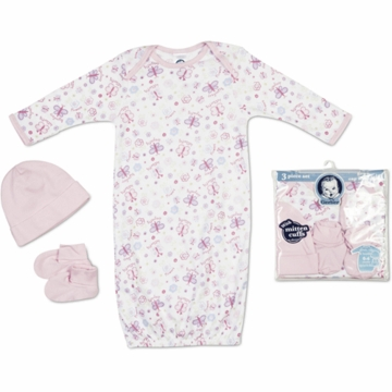 Gerber Girl Sleepwear Starter Set