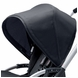 Bugaboo Bee Plus Sun Canopy - Black