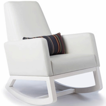Monte Design Joya Rocker White Base in White
