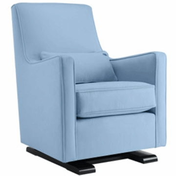 Monte Design Luca Glider in Light Blue