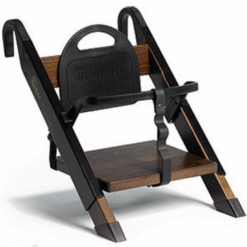 Minui HandySitt High Chair in Antique & Black