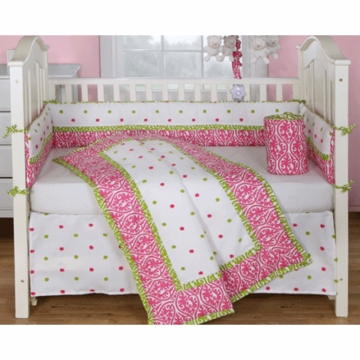 Bananafish Allegra 3 Piece Crib Bedding Set