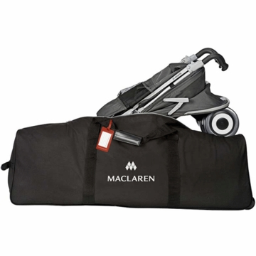 Maclaren  Double Stroller Carry Bag with Wheels