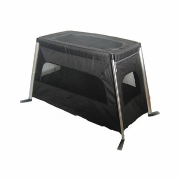 Phil & Teds Traveller Cot/Crib V2 - Black