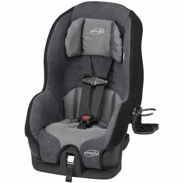 Evenflo Tribute Deluxe Convertible Car Seat - Saturn (2013)