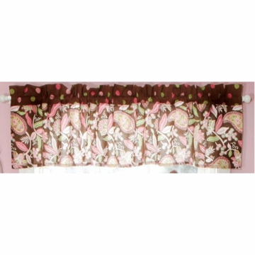 Bananafish Beatrice Window Valance