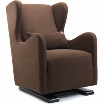 Monte Design Vola Glider in Brown Bonded Leather