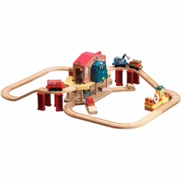 Chuggington Calley's Rescue Set