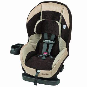 Evenflo Titan Elite Espresso Convertible Car Seat