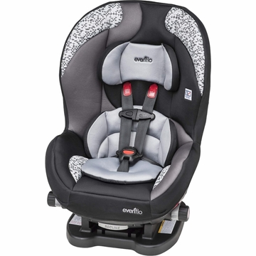 Evenflo Triumph LX Convertible Car Seat - Mosiac