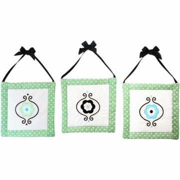My Baby Sam Forget Me 3 Piece Wall Art