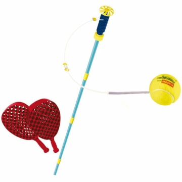 Toy Monster Classic Swingball with Tailball