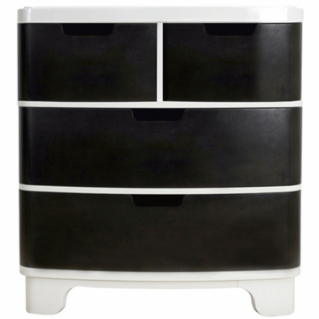 Bloom Luxo Dresser in Cappuccino