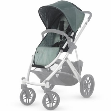 UppaBaby Vista Replacement Fashion Seat/Canopy Kit - Carlin