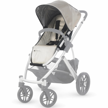UppaBaby Vista Replacement Fashion Seat/Canopy Kit - Lindsey