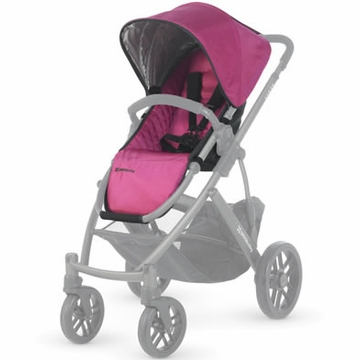 UppaBaby Vista Replacement Fashion Seat/Canopy Kit - Olivia
