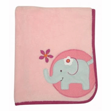 Lambs & Ivy Lollipop Jungle Blanket