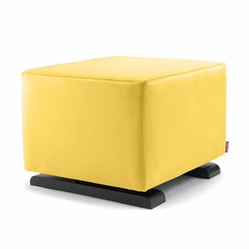 Monte Design Vola Ottoman in Yellow