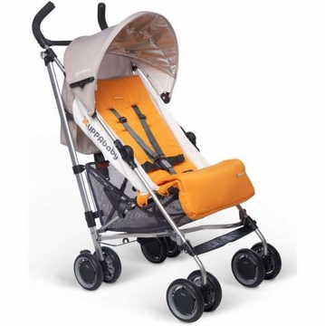 UppaBaby G-Luxe Stroller - Ani (Orange)