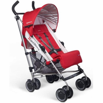 UppaBaby G-Luxe Stroller - Denny (Red)