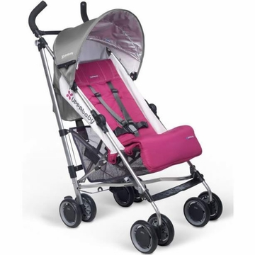 UppaBaby G-Luxe Stroller - Makena (Magenta)