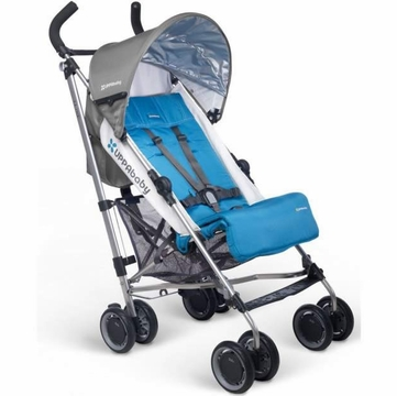 UppaBaby G-Luxe Stroller - Sebby (Teal)