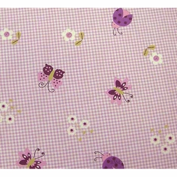 Lambs & Ivy Luv Bugs Fitted Sheet