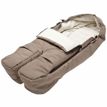Stokke Xplory Footmuff - Brown