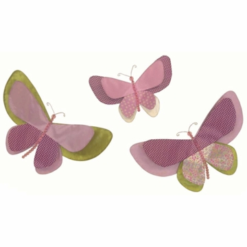 Lambs & Ivy Luv Bugs Wall Decor