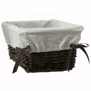 Lambs & Ivy Park Avenue Baby Basket Liner