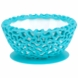 Boon Wrap Protective Bowl Cover in Blue Raspberry