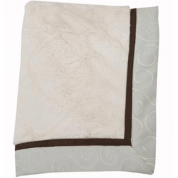 Lambs & Ivy Park Avenue Baby Luxury Blanket