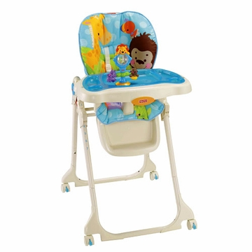 Fisher-Price Precious Planet High Chair T1455