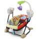 Fisher Price Luv U Zoo Space Saver Swing & Seat
