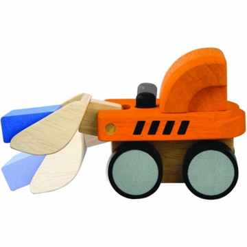 Plan Toy Mini Bulldozer