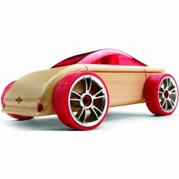 Manhattan Toy Automoblox C9 Red Sportscar