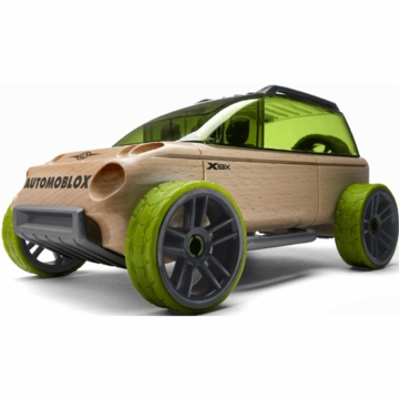 Manhattan Toy Automoblox Mini X9-X Suv Green