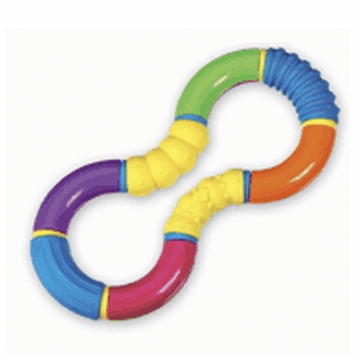 Munchkin Twisty Figure 8 Teether 75101