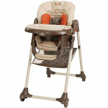 Graco Cozy Dinette High Chair - Sahara