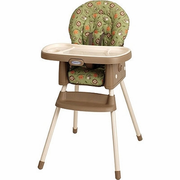 Graco SimpleSwitch Highchair - On The Run