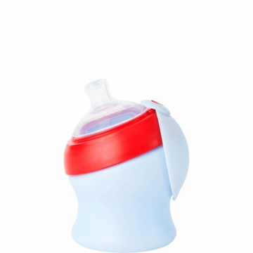 Boon SWIG Short Top Sippy Cup -Light Purple & Red