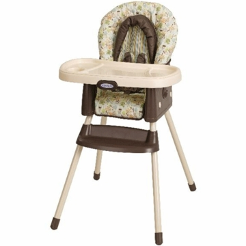 Graco SimpleSwitch High Chair & Booster - Nobel