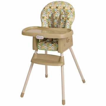 Graco SimpleSwitch High Chair & Booster - Zooland