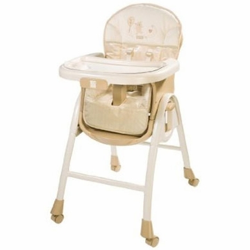 Nature's Purest Complete Comfort High Chair - Hug Me