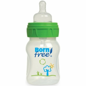 Born Free 5 oz Wide Neck Eco Deco Single