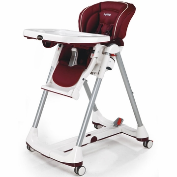 Peg Perego Prima Pappa Best High Chair - Bordeaux