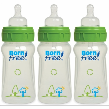 Born Free 9 Oz. Decorated 3-Pack