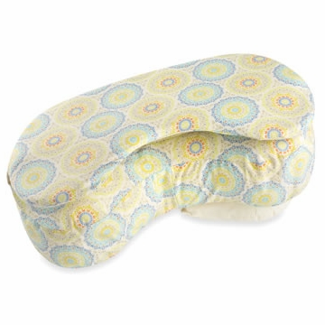 Born Free Bliss Feeding Pillow Slip Cover - Medallion