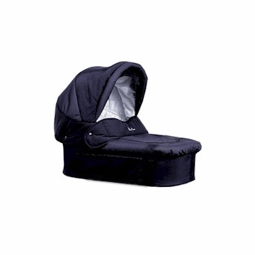 Silver Cross Carry Cot Navy
